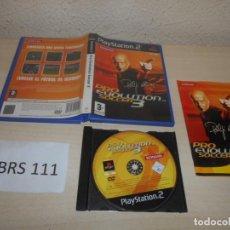 Videojuegos y Consolas: PS2 - PRO EVOLUTION SOCCER 3 , PAL ESPAÑOL , COMPLETO. Lote 206919521