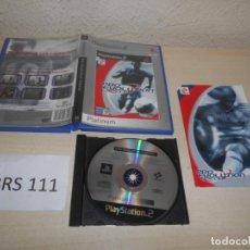 Videojuegos y Consolas: PS2 - PRO EVOLUTION SOCCER , PAL ESPAÑOL , COMPLETO. Lote 206919672