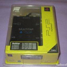 Videojuegos y Consolas: MULTITAP PARA PLAYSTATION 2 PARA SERIE SCPH-70000 - NUEVO Y PRECINTADO - SONY - PS2. Lote 207414998