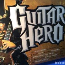 Videojuegos y Consolas: ¡¡ GUITAR HERO !! SONY PS2 ¡¡NUEVO!! (VER FOTOS). Lote 208313020