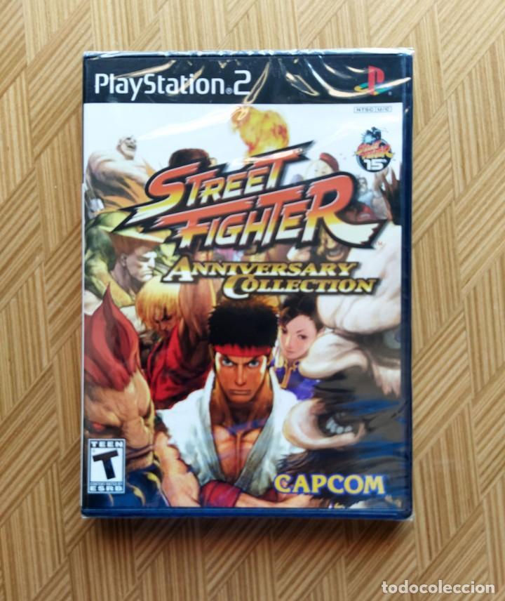 Precintado Street Fighter Anniversary Collectio Buy Video Games