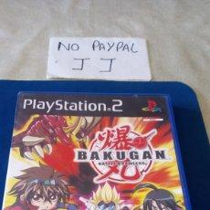 Videojuegos y Consolas: PLAY STATION 2 BAKUGAN SONY NO PROBADO EN APARIENCIA OK. Lote 209008207