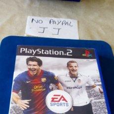 Videojuegos y Consolas: PLAY STATION 2 FIFA 13 LEO MESSI NO PROBADO DESCONOZCO SI FUNCIONA. Lote 209009512
