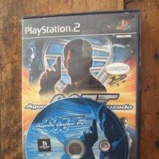 Videojuegos y Consolas: 007 AGENTE EN FUEGO CRUZADO - EA GAMES MGM. Lote 209589113