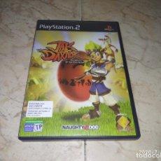 Videojuegos y Consolas: JUEGO PLAYSTATION 2 JAK AND DAXTER EL LEGADO DE LOS PRECURSORES PS2. Lote 210176197