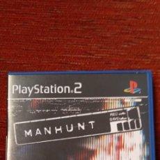 Videojuegos y Consolas: PS2 MANHUNT IMPOLUTO. Lote 210390473