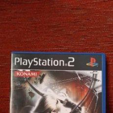 Videojuegos y Consolas: PS2 CASTLEVANIA IMPOLUTO. Lote 210391028