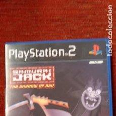 Videojuegos y Consolas: PS2 SAMURAI JACK IMPOLUTO. Lote 210392536