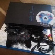 Videojuegos y Consolas: CONSOLA PLAYSTATION 2 PS2 SONY Y LOTE DE 7 JUEGOS. Lote 210395908
