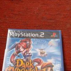 Videojuegos y Consolas: PS2 DARK CHRONICLE PRECINTADO. Lote 210400330