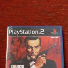 Videojuegos y Consolas: PS2 007 DESDE RUSIA CON AMOR PRECINTADO. Lote 210400785