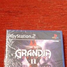 Videojuegos y Consolas: PS2 GRANDIA II PRECINTADO. Lote 210401227