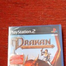 Videojuegos y Consolas: PS2 DRAKAN THE ANCIENT GATE PRECINTADO. Lote 210401828