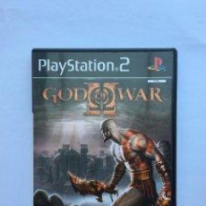 Videojuegos y Consolas: GOD OF WAR II PS2. Lote 210571078