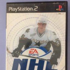 Videojuegos y Consolas: NHL 2001, JUEGO PLAYSTATION 2. Lote 210574163