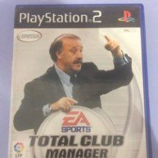 Videojuegos y Consolas: TOTAL CLUB MANAGER 2004 PARA PLAYSTATION 2. Lote 210574503