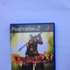 Videojuegos y Consolas: DEVIL MAY CRY 3. DANTE'S AWAKENING PS2. Lote 210656856