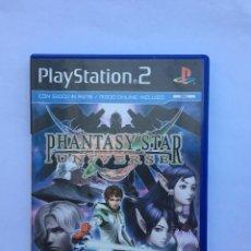 Videojuegos y Consolas: PHANTASY STAR UNIVERSE PS2. Lote 210657805