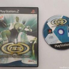 Videojuegos y Consolas: INTERNATIONAL SUPERSTAR SOCCER PS2 PLAYSTATION. Lote 210698361