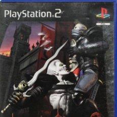 Videojuegos y Consolas: BLOOD OMEN 2 PS2. Lote 210701375