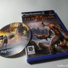 Videojuegos y Consolas: GOD OF WAR II ( 2) ( PS2 - PLAYSTATION 2 - PAL - ESPAÑA). Lote 210813747