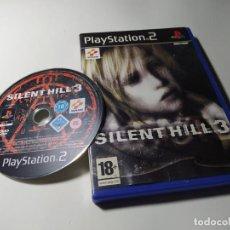 Videojuegos y Consolas: SILENT HILL 3 ( PS2 - PLAYSTATION 2 - PAL - ESPAÑA). Lote 210813770