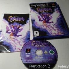 Videojuegos y Consolas: LA LEYENDA DE SPYRO - UN NUEVO COMIENZO ( PS2 - PLAYSTATION 2 - PAL - ESPAÑA). Lote 210813875