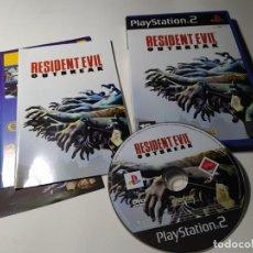 Videojuegos y Consolas: RESIDENT EVIL - OUTBREAK ( PS2 - PLAYSTATION 2 - PAL - ESPAÑA). Lote 210814079