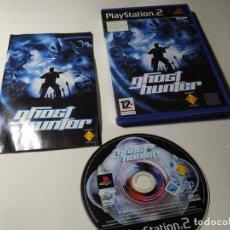 Videojuegos y Consolas: GHOSTHUNTER ( PS2 - PLAYSTATION 2 - PAL - ESPAÑA). Lote 210814164