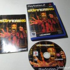 Videojuegos y Consolas: THE SUFFERING ( PS2 - PLAYSTATION 2 - PAL - ESPAÑA). Lote 210814239