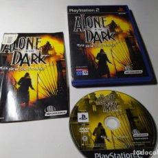 Videojuegos y Consolas: ALONE IN THE DARK - THE NEW NIGHTMARE ( PS2 - PLAYSTATION 2 - PAL - ESPAÑA). Lote 210814360