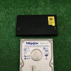 Videojuegos y Consolas: HDD PS2 ORIGINAL SONY Y DISCO DURO 160 GB PLAYSTATION 2. Lote 210826450
