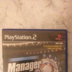 Videojuegos y Consolas: MANAGER DE LIGA 2003 PARA PS2. Lote 210832019