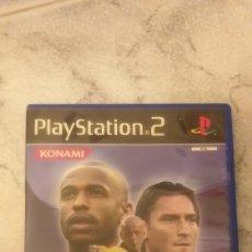 Videojuegos y Consolas: PRO EVOLUTION SOCCER 2004 PARA PS2. Lote 210836254