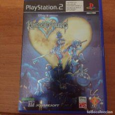 Videojuegos y Consolas: KINGDOM HEARTS PS2 ESPAÑOL. Lote 210942257