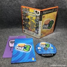 Videojuegos y Consolas: EYETOY PLAY 3 SONY PLAYSTAITON 2 PS2. Lote 210961545