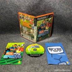 Videojuegos y Consolas: EYETOY PLAY SPORTS SONY PLAYSTAITON 2 PS2. Lote 210961551