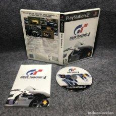 Videojuegos y Consolas: GRAN TURISMO 4 SONY PLAYSTAITON 2 PS2. Lote 210961575
