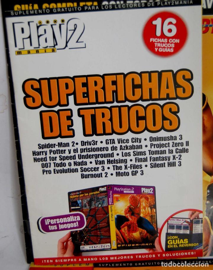 Videojuegos y Consolas: GUIA COMPLETA PRINCE OF PERSIA LAS ARENAS DEL TIEMPO PLAY2 MANIA MAS 4000 TRUCOS 1000 SUPERFICHAS - Foto 2 - 211420399