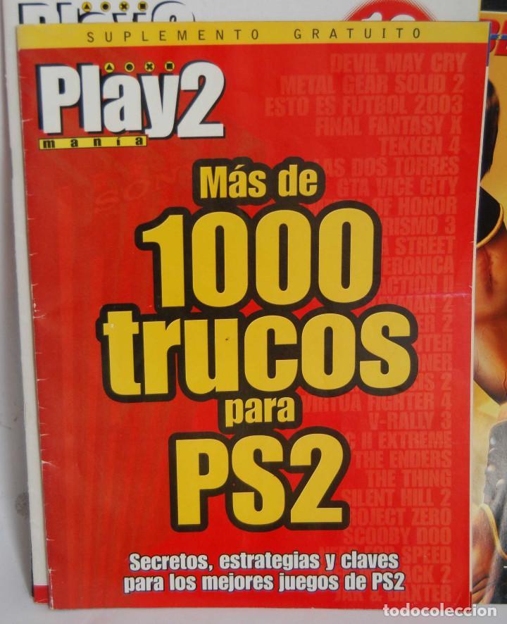 Videojuegos y Consolas: GUIA COMPLETA PRINCE OF PERSIA LAS ARENAS DEL TIEMPO PLAY2 MANIA MAS 4000 TRUCOS 1000 SUPERFICHAS - Foto 3 - 211420399