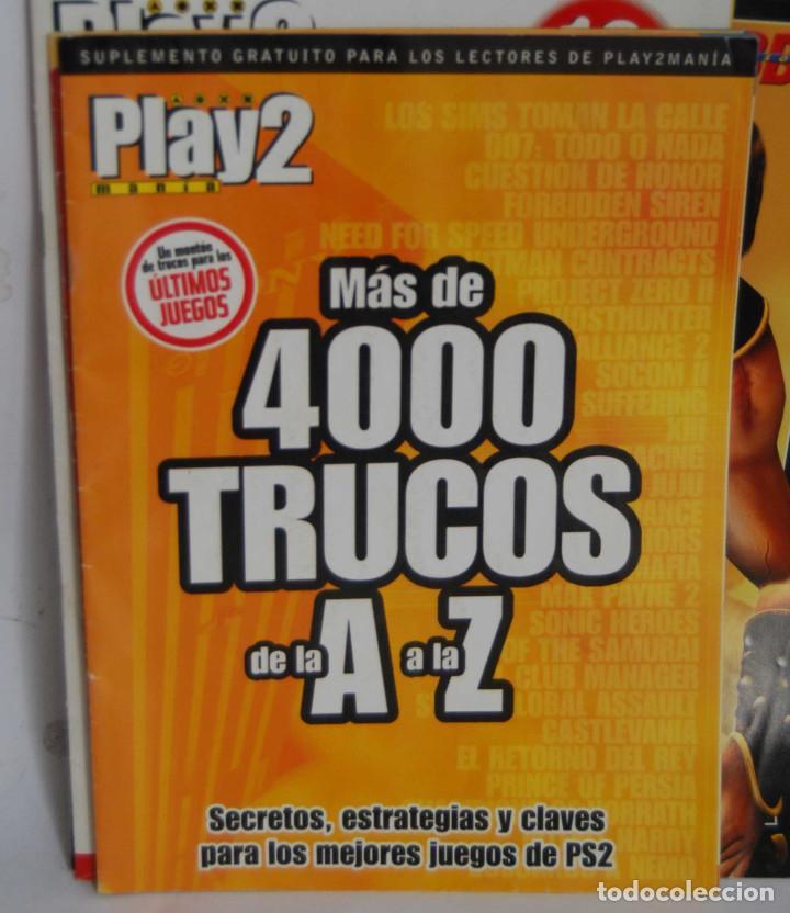 Videojuegos y Consolas: GUIA COMPLETA PRINCE OF PERSIA LAS ARENAS DEL TIEMPO PLAY2 MANIA MAS 4000 TRUCOS 1000 SUPERFICHAS - Foto 4 - 211420399