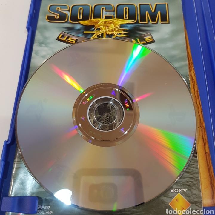 Videojuegos y Consolas: JUEGO PLAYSTATION 2 SOCOM U. S. NAVY SEALE - Foto 4 - 211595736