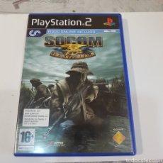 Videojuegos y Consolas: JUEGO PLAYSTATION 2 SOCOM U. S. NAVY SEALE. Lote 211595736