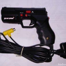 Videojuegos y Consolas: PISTOLA SCORPION 3 PLAYSTATION. Lote 211668390