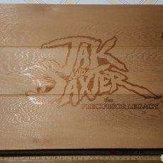 Videojuegos y Consolas: JAK AND DAXTER ; THE PRECURSOR LEGACY - CAJA PROMOCIONAL ESPAÑOLA - PS2 - DE MADERA - 2001. Lote 211832362