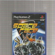 Videojuegos y Consolas: PLAYSTATION 2 SPACE RACE. Lote 212058015