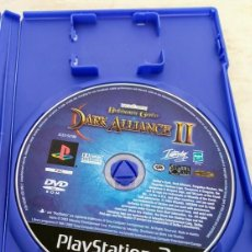 Videojogos e Consolas: BALDURS GATE DARK ALLIANCE II PS2 PLAYSTATION 2 VIDEO GAME MINT COND UK RELEASE. Lote 213489626