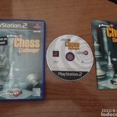 Videojuegos y Consolas: PS2 CHESS CHALLENGER. Lote 213868745