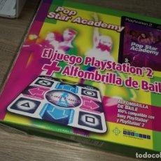 Videojuegos y Consolas: ALFOMBRILLA POP STAR ACADEMY EN SU CAJA ORIGINAL. Lote 214369367