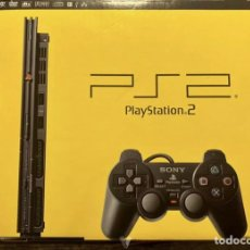 Videojuegos y Consolas: PS2 SLIM + 2 MANDOS + MEMORY + 6 JUEGOS (COLECCIONISTA). Lote 214370765